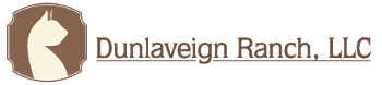 Logo, Dunlaveign Ranch, LLC - Alpaca Farm